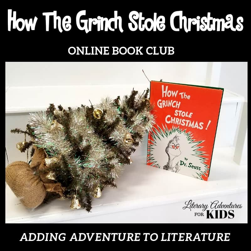How The Grinch Stole Christmas Book.How The Grinch Stole Christmas Online Book Club For Kids A Christmas Adventure