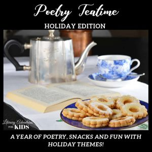 Poetry Teatime Holiday Edition Woo
