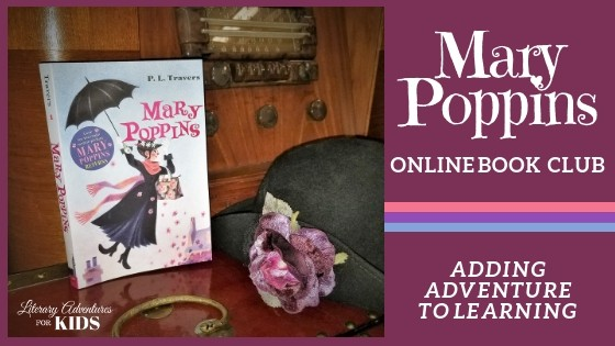 Mary Poppins Online Book Club