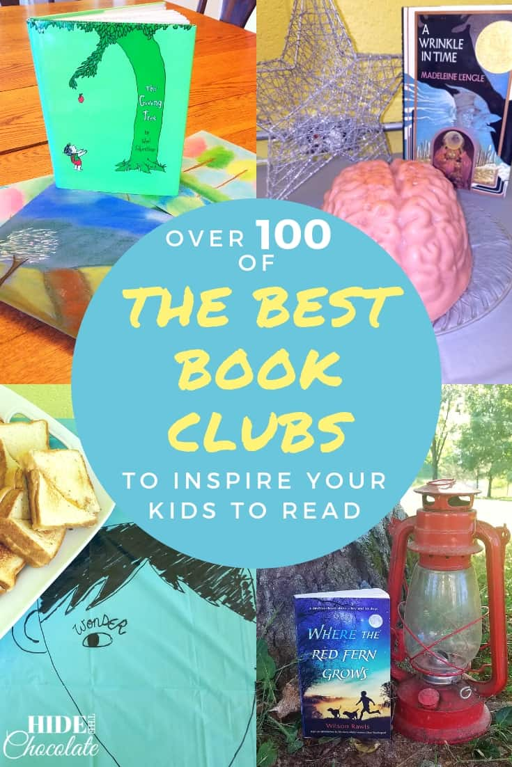 The 100 Best Book Clubs PIN
