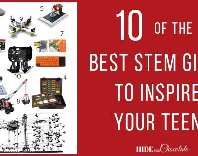 10 of the Best STEM Gifts to Inspire Your Teen
