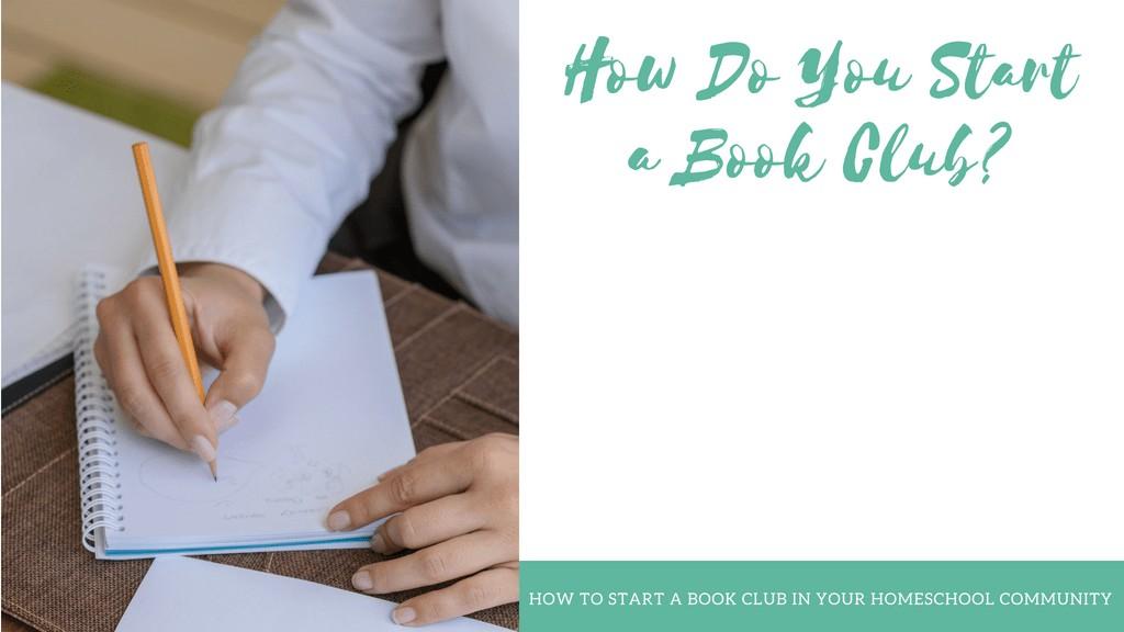 How Do You Start a Book Club_