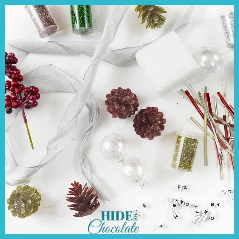 How to Create a Winter Time Nature Tinker Kit - Winter Tinker