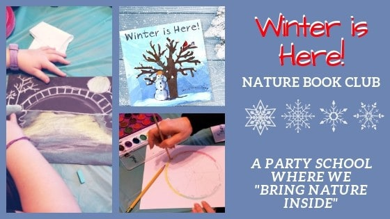 Winter is Here Nature Book Club Featured