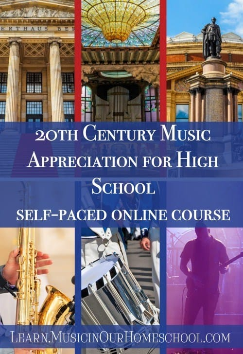 20th-Century-Music-Appreciation-for-High-School-self-paced-online-course resources
