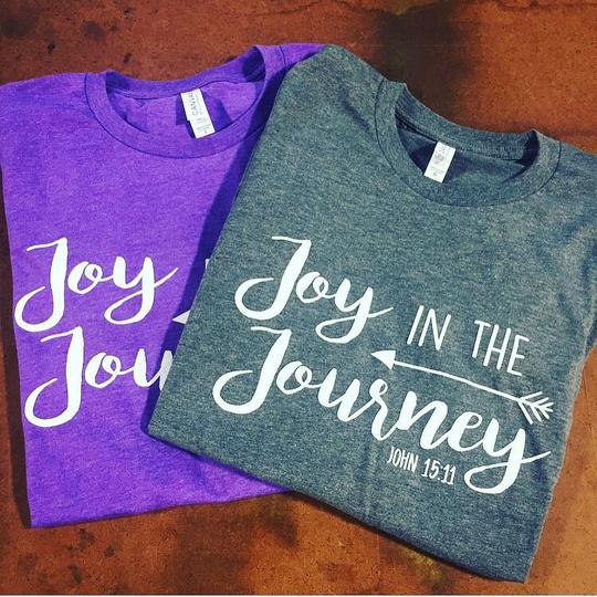 Joy in the Journey TShirts_540x
