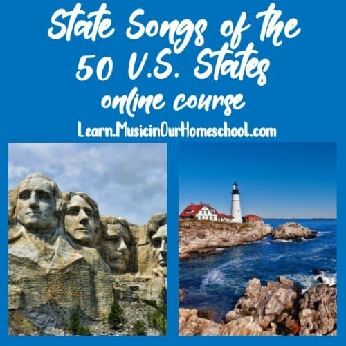 State Songs of the 50 U.S. States