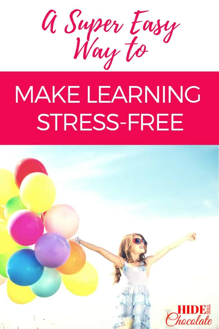 A Super Easy Way to Make Learning Stress-Free PIN