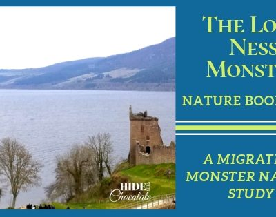 The Loch Ness Monster Nature Book Club ~ A Migrating Monster Nature Study