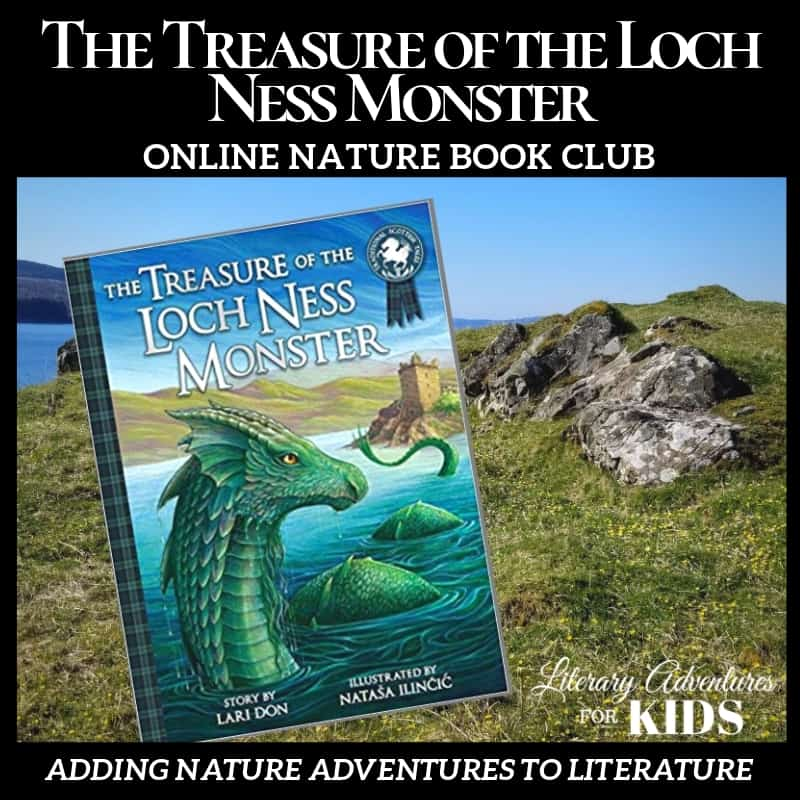 The Treasure of the Loch Ness Monster Online Book Club Woo
