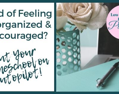 Put Your Homeschool on Autopilot Featured