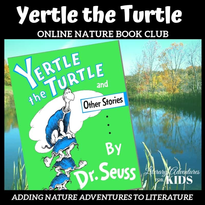 Yertle the Turtle Online Nature Book Club