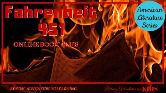 Fahrenheit 451 Online Book Club Featured1