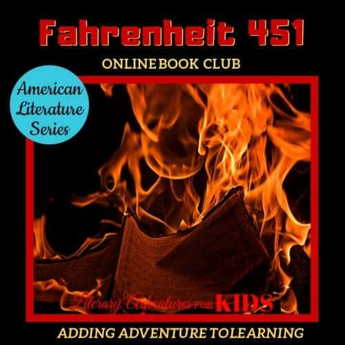 Fahrenheit 451 Online Book Club Woo