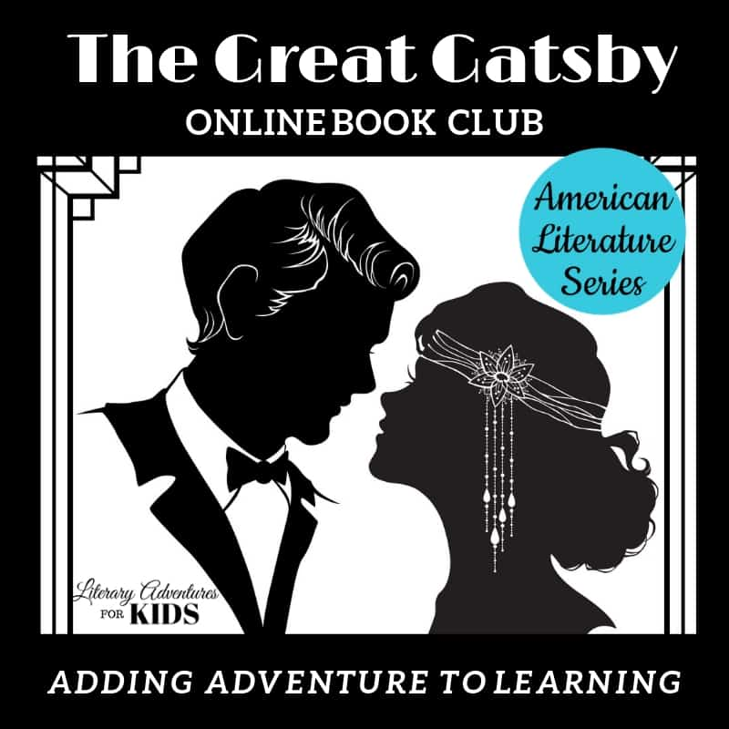 The Great Gatsby Online Book Club Woo