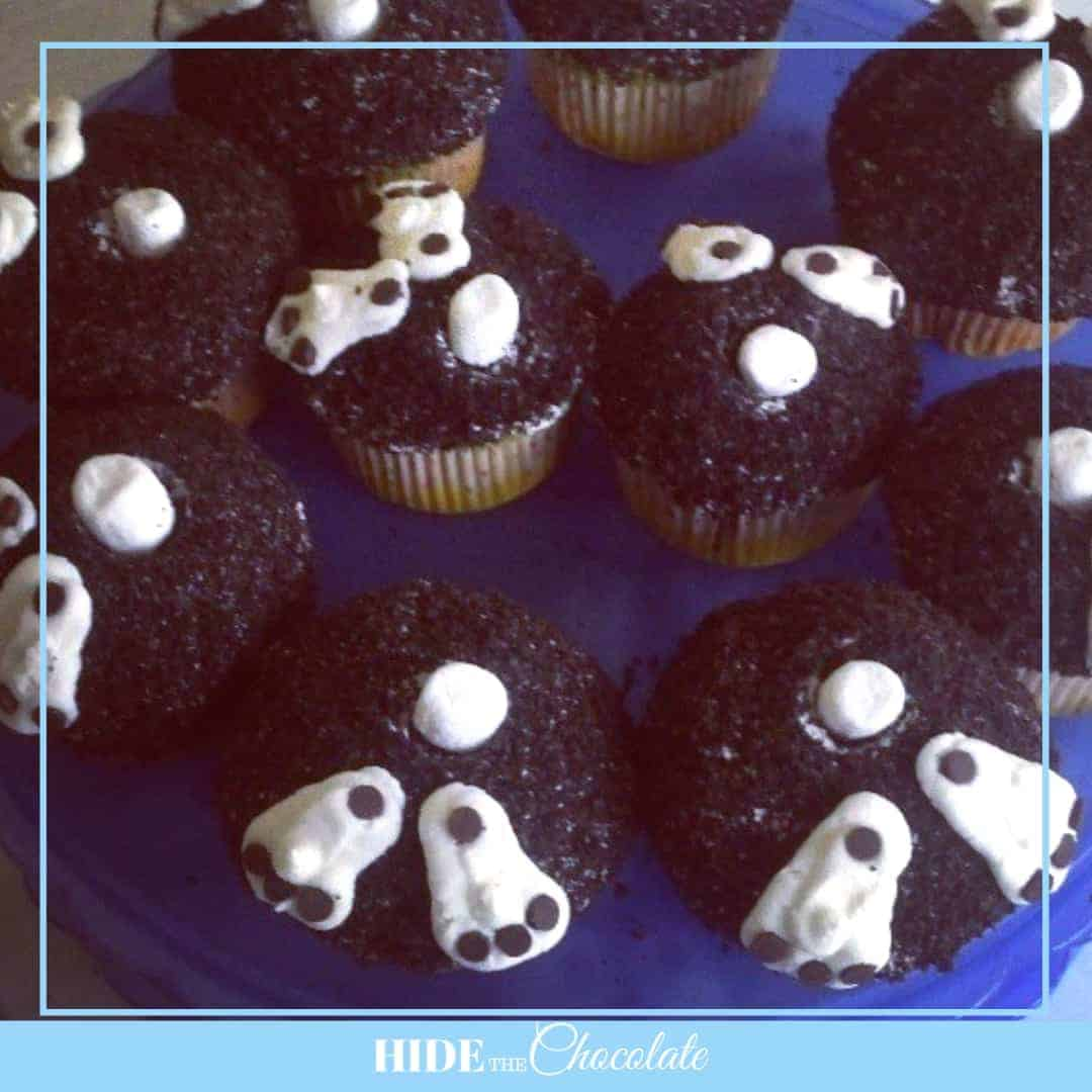 The Tale of Peter Nature Book Club - Bunny Cupcakes
