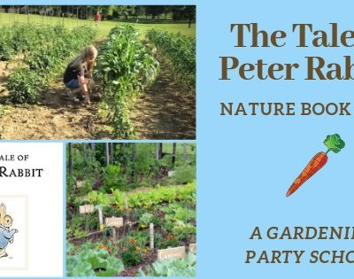 The Tale of Peter Rabbit Nature Book Club ~ A Garden Adventure