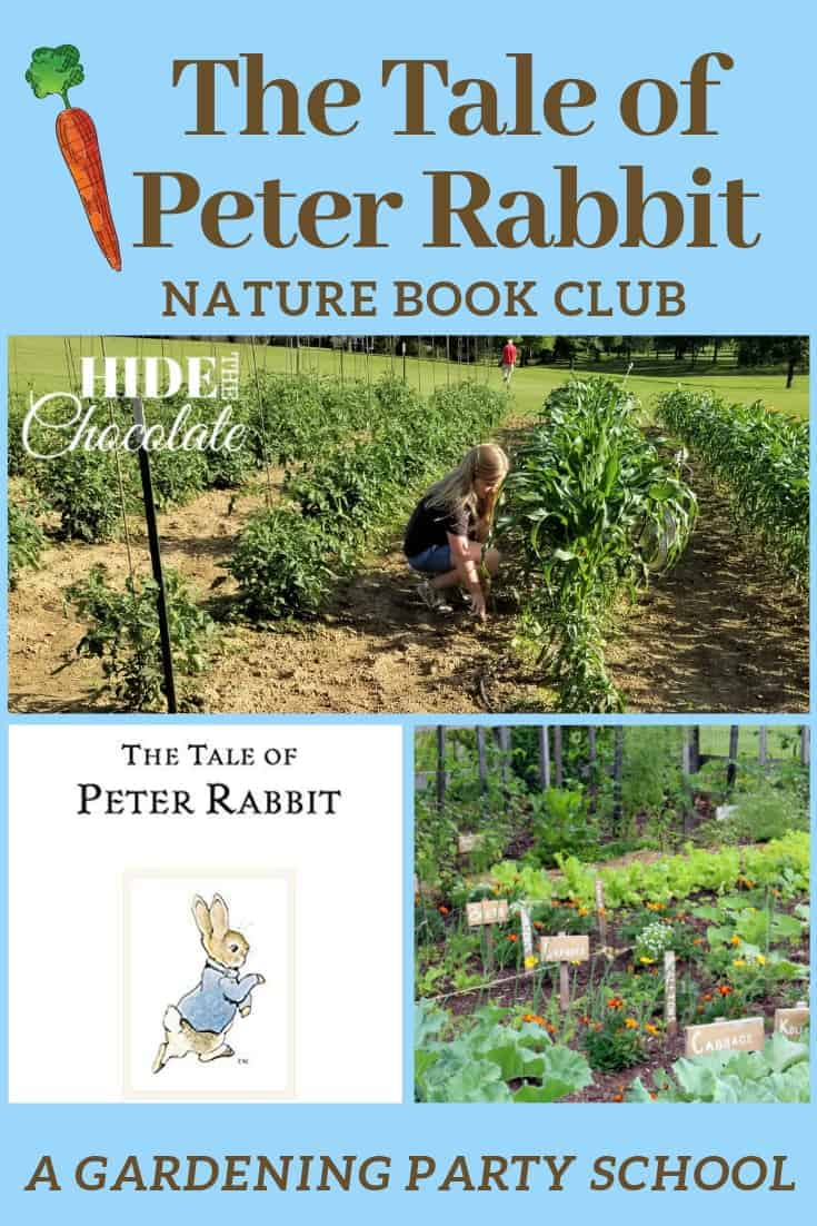 The Tale of Peter Nature Book Club PIN