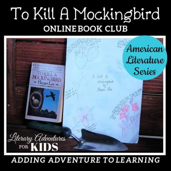 To Kill A Mockingbird Online Book Club Woo