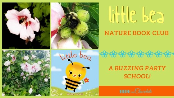 Little Bea Nature Book Club