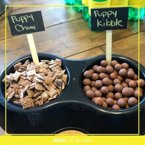 Love That Dog Book Club-Puppy Chow and Kibble