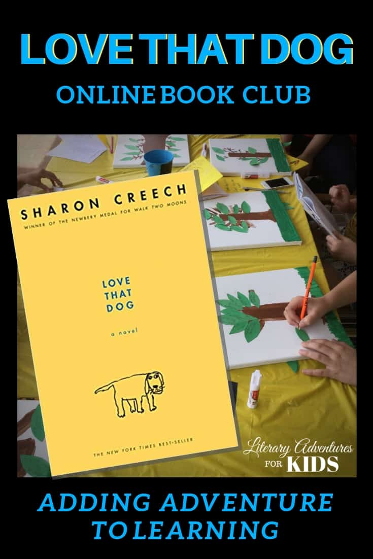 In this course, we will read through the book Love That Dog by Sharon Creech. As we are reading, we\'ll go on rabbit trails of discovery into history, science, language, poetry and more and find ways to learn by experiencing parts of the book through hands-on activities. Then we\'ll have a party school to celebrate Jack and the love of his dog.