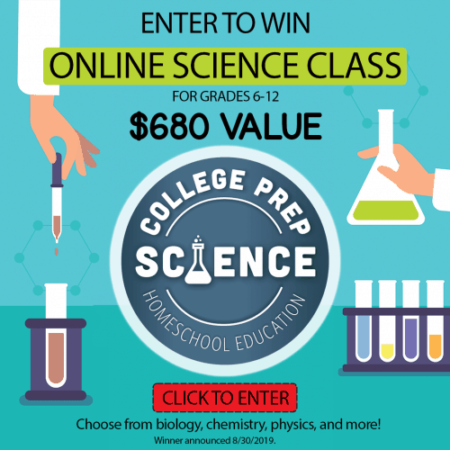 College Prep Science Giveaway