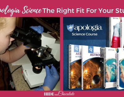 Is Apologia Science the Right Fit for Your Student