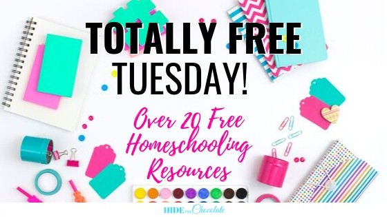 Totally Free Tuesday Featured