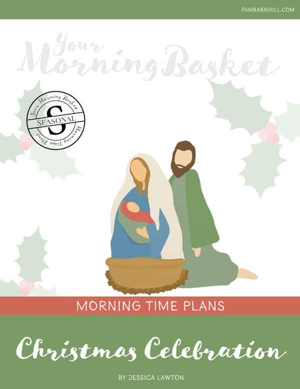 Pam Barnhill Christmas Morning Plans