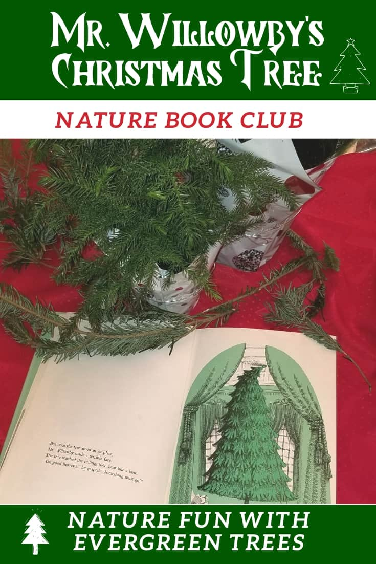 Mr. Willowby's Christmas Tree Nature Book Club PIN (1)