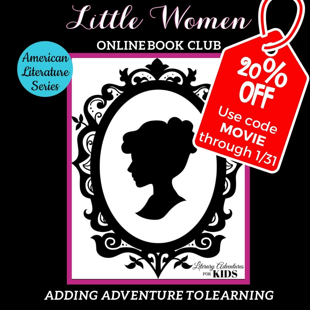 Little Women Online Book Club SALE