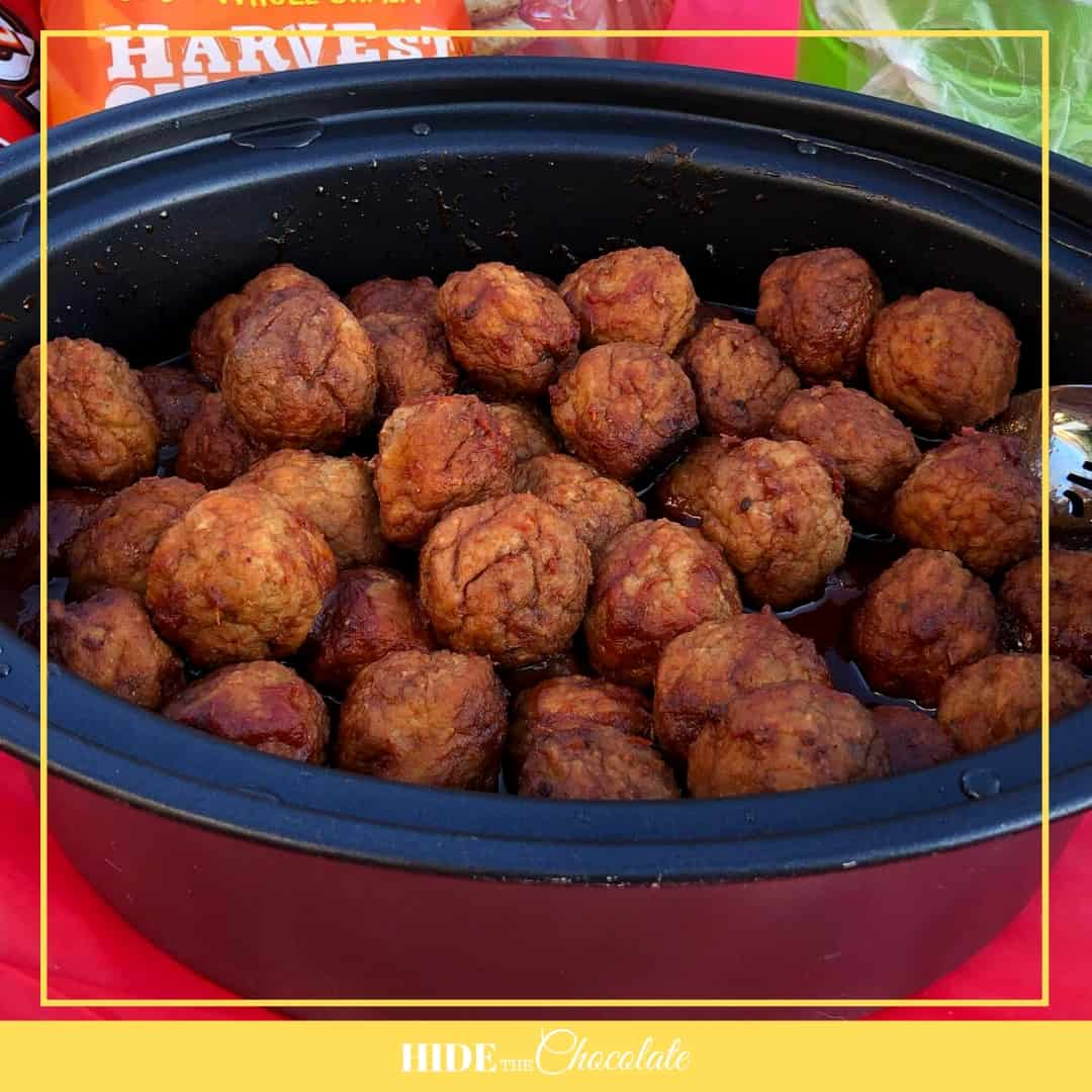 Cloudy with a Chance of Meatballs Nature Book Club-Meatballs
