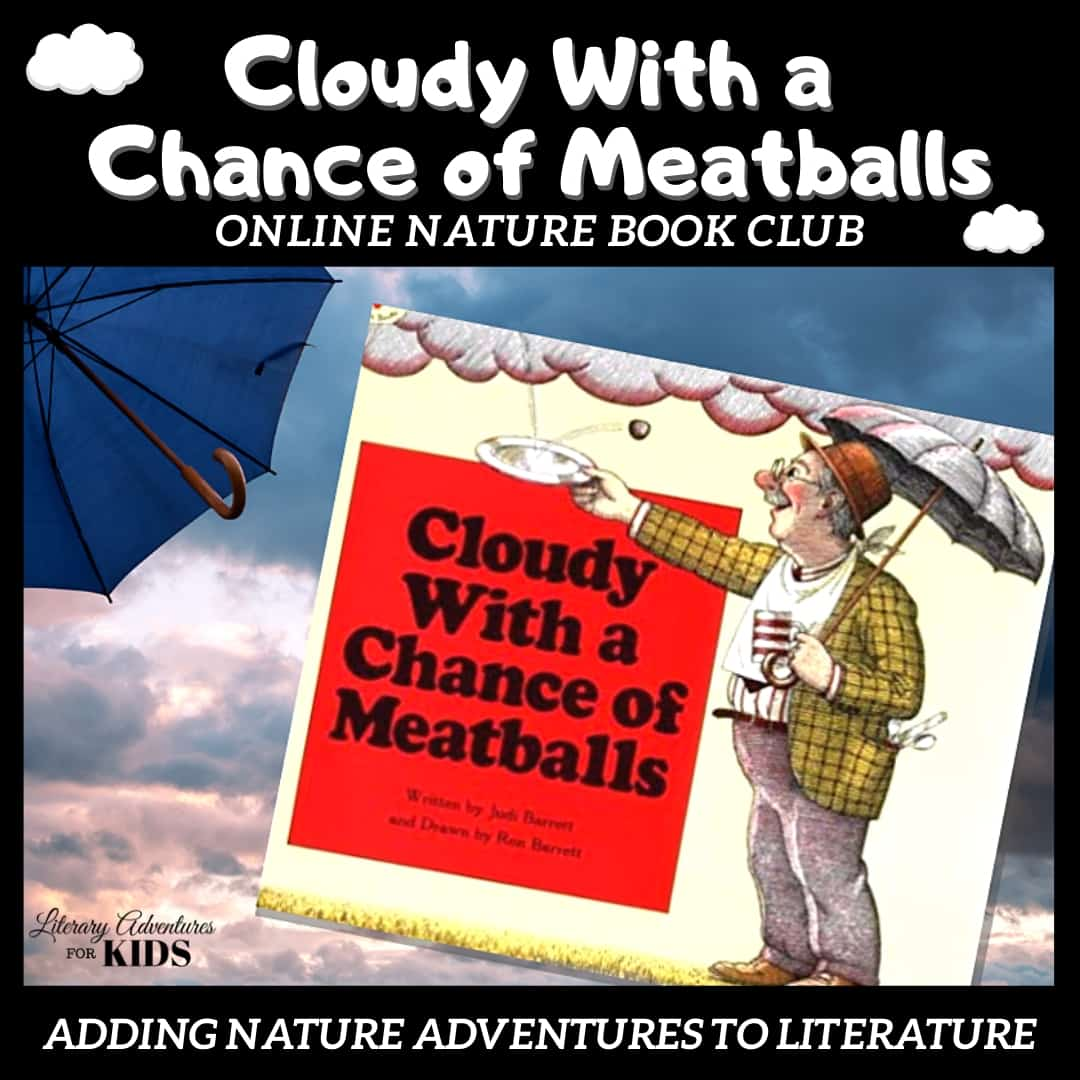 Cloudy with a Chance of Meatballs Online Nature Book Club Woo