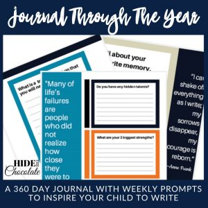 Journal Through The Year