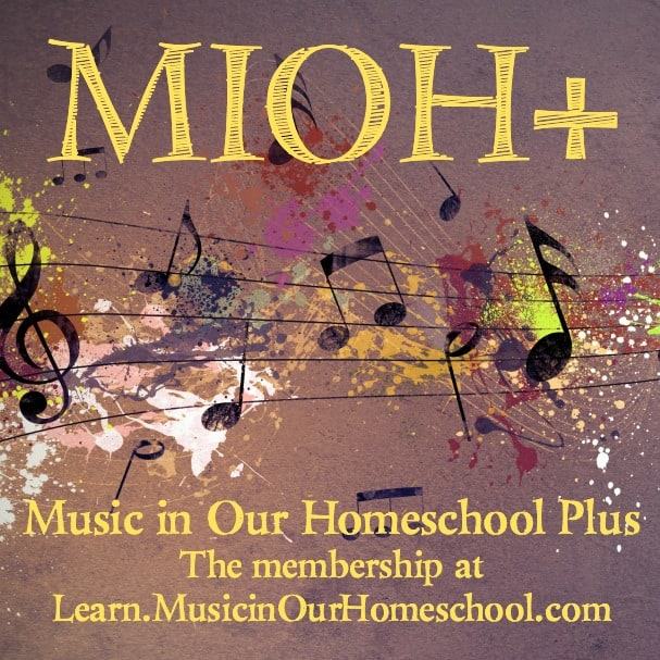 Music in Our Homeschool Membership
