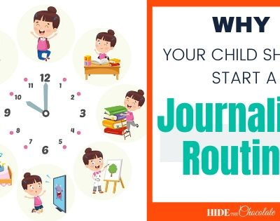 Why Your Child Should Start A Journaling Routine