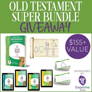 Grapevine Giveaway