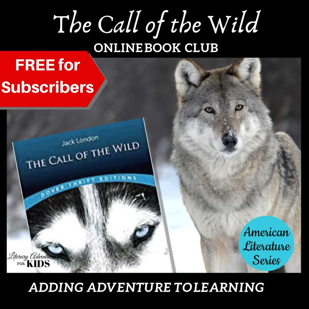 The Call of the Wild Online Book Club Woo FREE