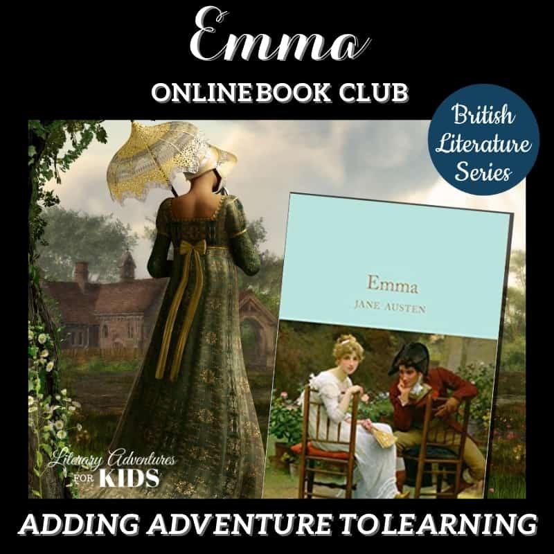 Emma Online Book Club