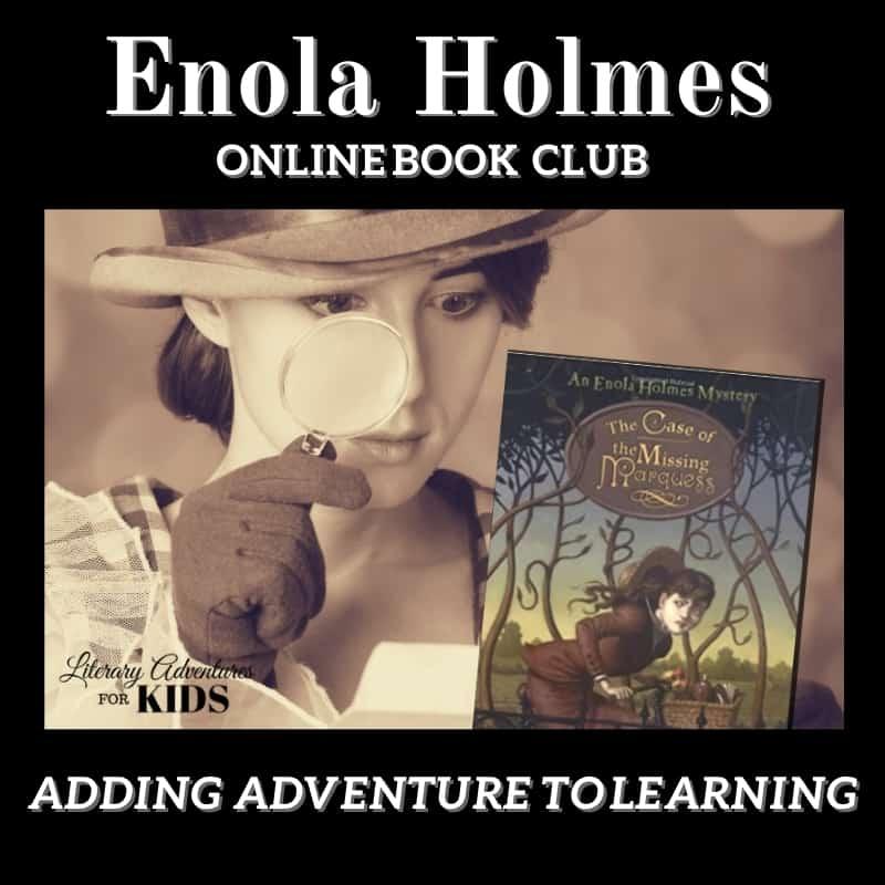 Enola Holmes Online Book Club