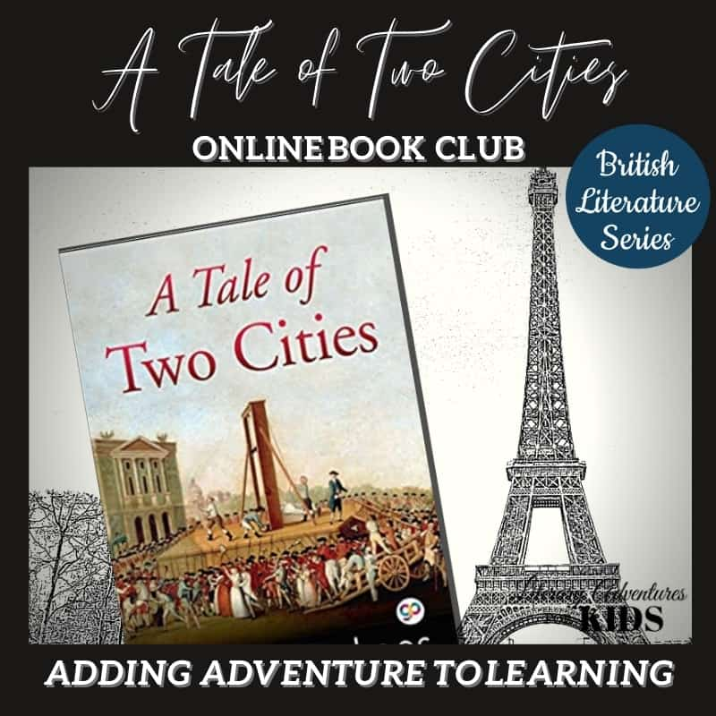 A Tale of Two Cities Online Book Club