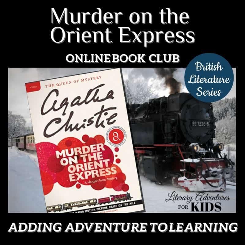 Murder on the Orient Express Online Book Club