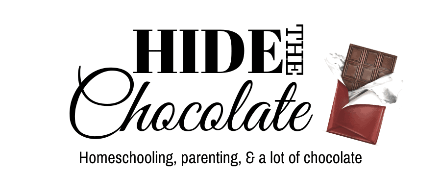 Hide The Chocolate