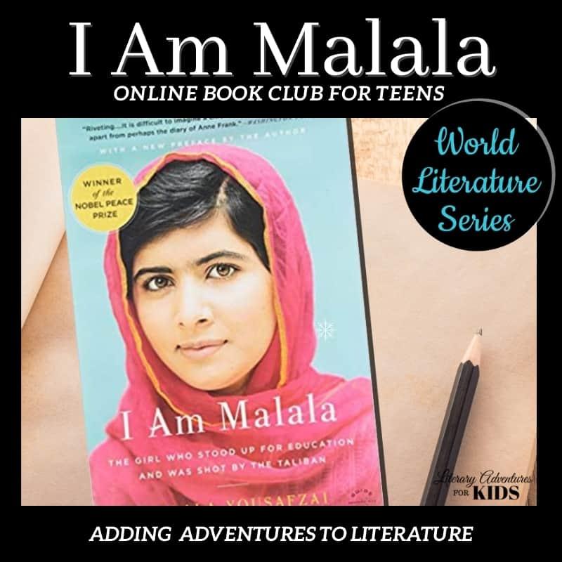 I Am Malala Online Book Club