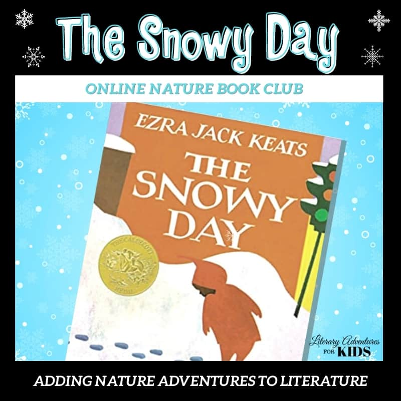 The Snowy Day Online Nature Book Club
