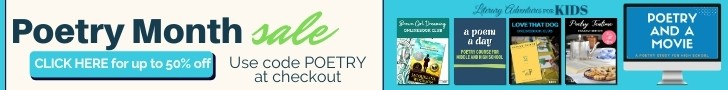 Poetry Month Sale