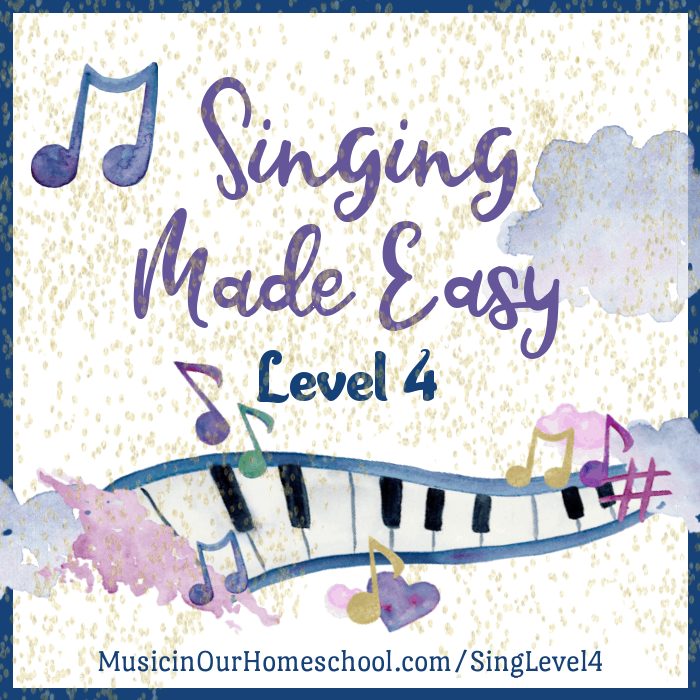 Singing Made Easy Level 4