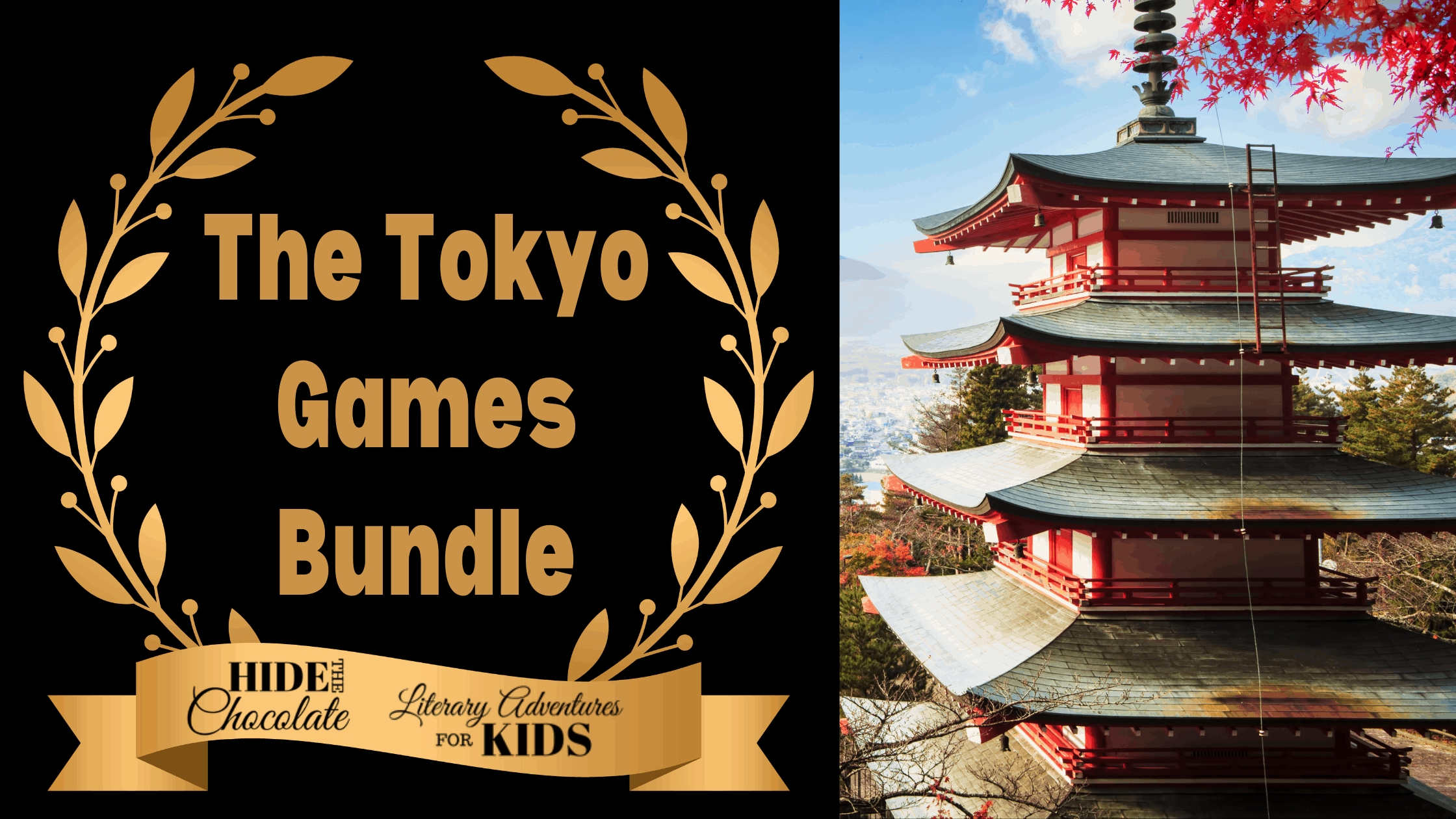 The Tokyo Games Bundle Featured